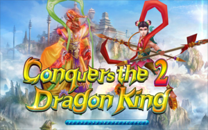 Conguers the Dragon King2